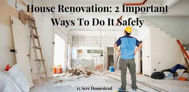 house renovation featured image
