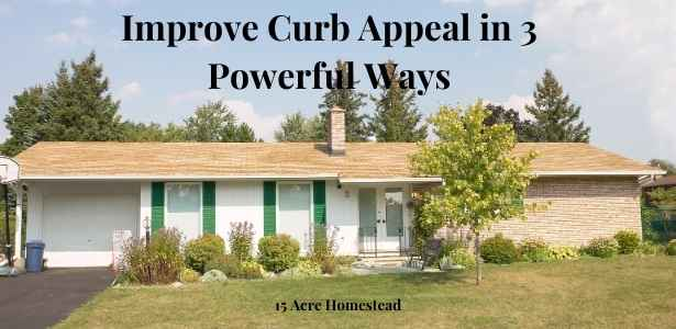 improve curb appeal featured image