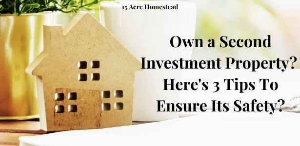 second investment property featured image
