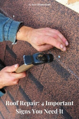 The only way to ensure that your house does not suffer water damage is to heed the warning signs. Here are some roof repair signs you should never ignore.