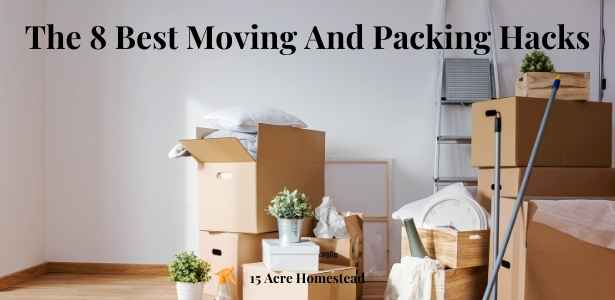 moving and packing hacks featured image