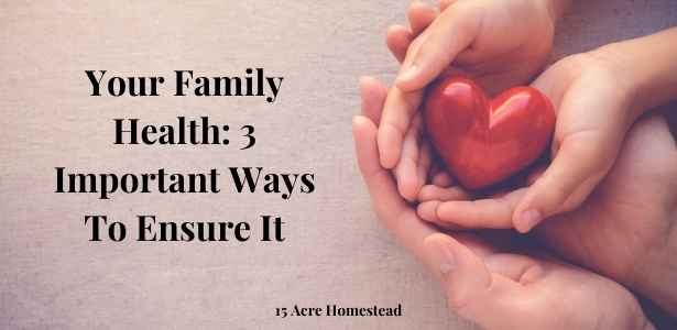 family health featured image