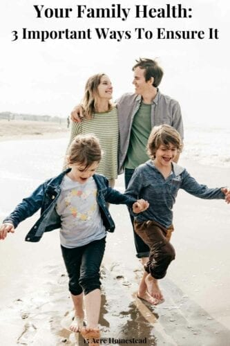 Family health is everything, especially if you have loving parents and siblings. It is crucial to have a family ritual to ensure everybody's health and to bond.