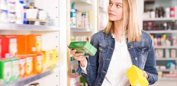 shopping for health supplements