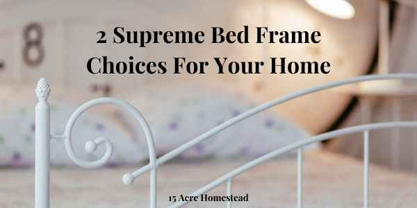 bed frame featured image