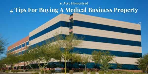 medical business property featured image