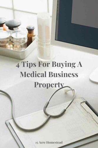 Are you considering purchasing your first business property in the medical sector? Here are some pointers for buying your first medical business property.