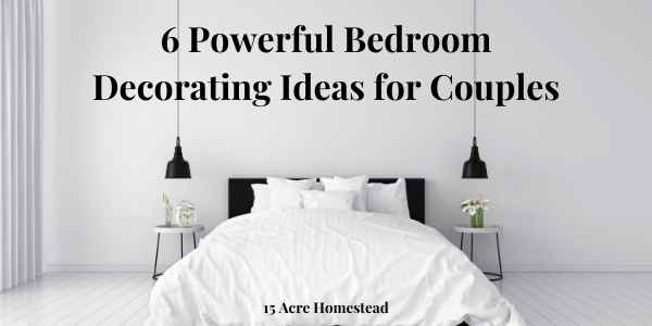 bedroom decorating ideas featured image