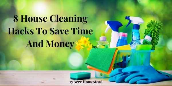 house cleaning hacks featured image