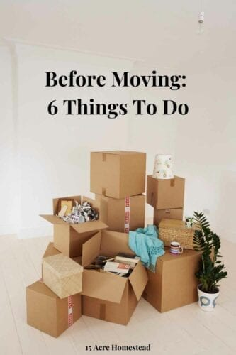 It is only understandable if you want to make sure everything goes smoothly and efficiently before moving day to avoid unnecessary problems and complications.