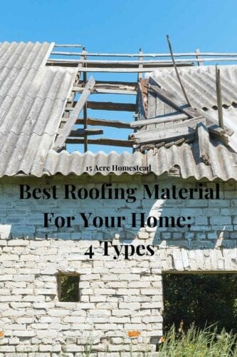 When you are looking to replace your roof, you want to use the best roofing materials to replace your old one. The best material for your roof will depend on various factors. These factors include your budget, your home's style, and the other houses around you in your neighborhood.