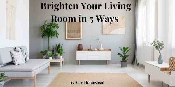 brighten your living room featured image