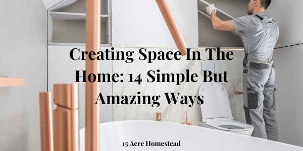 creating space featured image