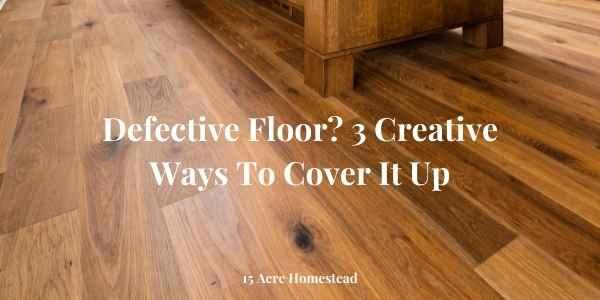 defective floor featured image