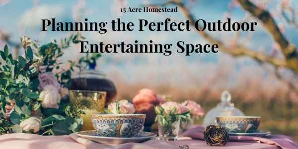outdoor entertaining space featured image