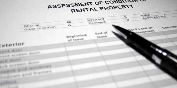 rental property form