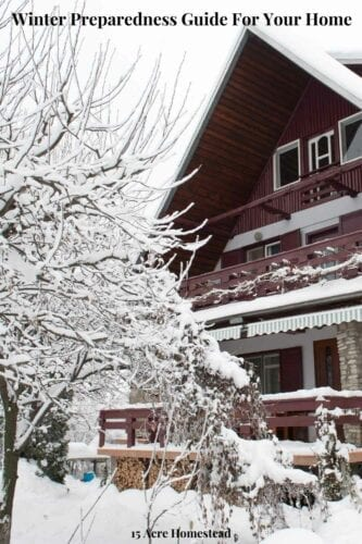 When the harsh cold days of winter come, you can get ready in no time. All you need is some warm clothes, a winter cap, scarf and gloves and you are good to go. However, getting your home ready for the winter is not that easy unless you have a home winter preparedness guide.