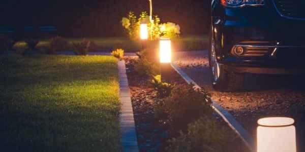 driveway lighting
