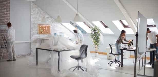 office revovation