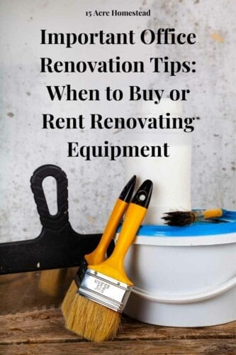 A time will come when the office will have problems that you need to address as soon as possible by doing an office renovation.