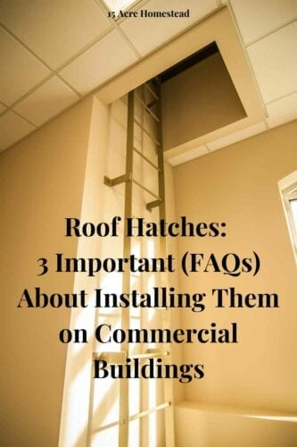 You might think that roof hatches are not that important for a building, but they provide many benefits. Before you make your purchase, we will cover some common questions about installing roof hatches on commercial buildings.