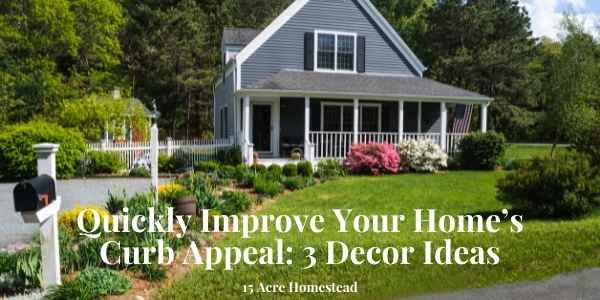 home's curb appeal featured image