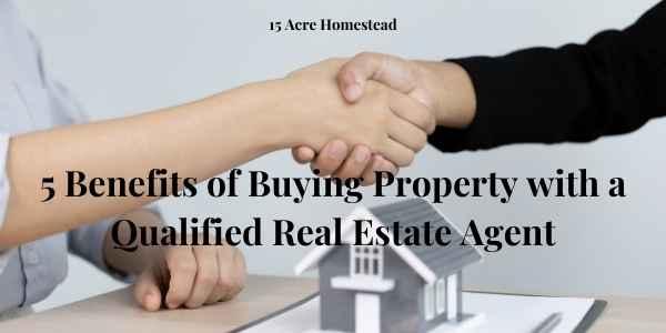 benefits of buying property