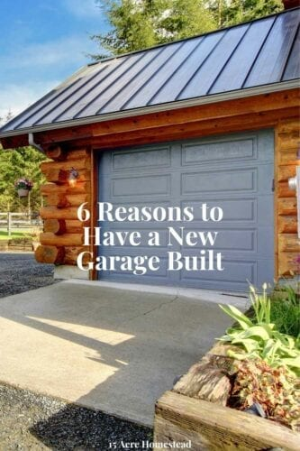 Considering these six reasons, it's only logical to invest in a new garage that not only matches your needs but also increases your property's aesthetic and market value!
