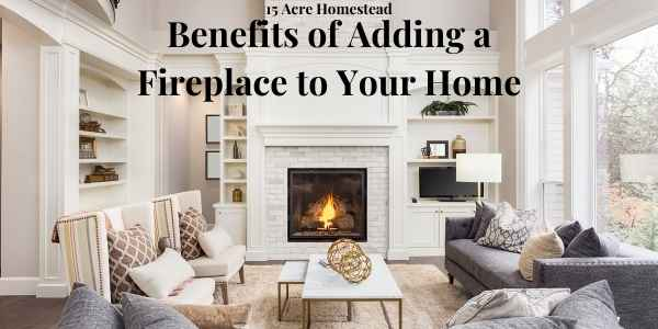 benefits of adding a fireplace to your home featured image