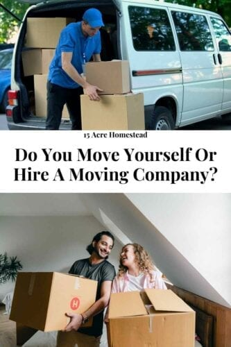 If you're thinking about moving, it's likely that you are weighing the idea of moving or hiring a moving company to take care of everything. In this article, I'm going to break down the pros and cons of each to help make a more informed decision.