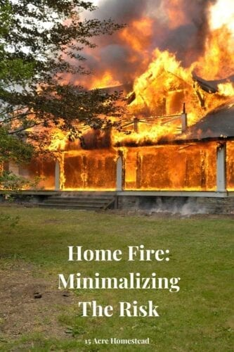 Use these important tips to keep your house and property safe from suffering a home fire.
