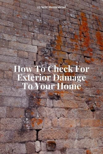 t is important to make sure that any corrective work on the exterior of your home is carried out professionally. This ensures structural integrity. It will give you peace of mind that any issues caused by exterior damage are resolved properly.