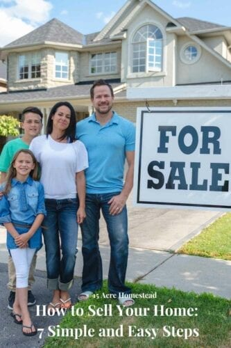 Selling your home is a difficult process, especially if you are doing it for the first time. But if you follow these simple steps and educate yourself on the topic, you will be able to sell your house quickly and effectively!
