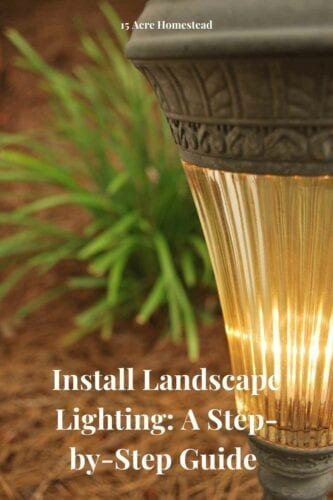 You can enhance your home appearance and aesthetic in many ways, such as making pathways, building a shelter, crafting some form of artwork, and installing landscape lighting. Here is a complete step-by-step guide to teach you how to install that lighting.