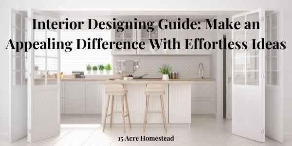 interior designing guide featured image