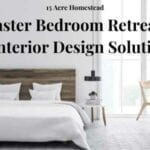 Master bedroom featured image