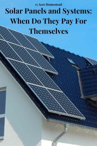 Solar energy is being touted as a good source of energy to add to or replace fossil fuels, but right now, installing solar panels is quite an investment. People with limited resources want to save on their electric bills but are not sure the investment in solar panels will pay off.