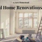 unusual home renovations