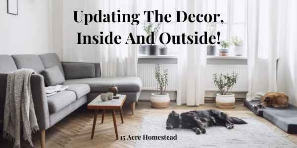 updating the decor featured image
