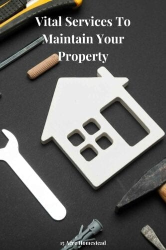 Home maintenance is a never-ending task. It is often not something we can manage on our own. Because of this, you should be thankful for the services that are available to you for your property and home.