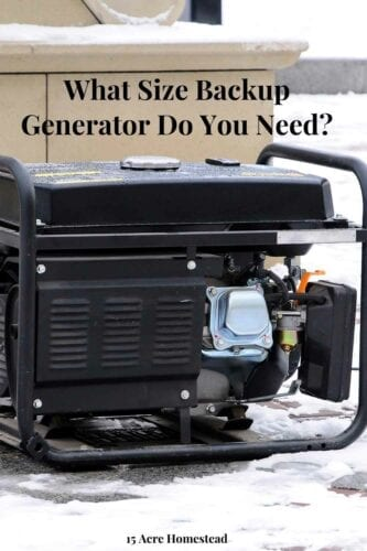 A backup generator is your first line of defense against power outages. After all, outages entail risks, such as security threats, frozen pipes, flooded basement, and spoiled food.
