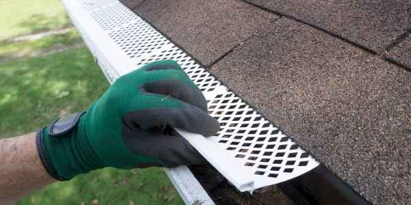 Repairing the gutters
