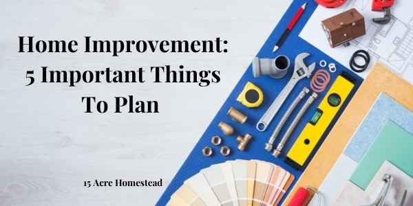 home improvement featured image