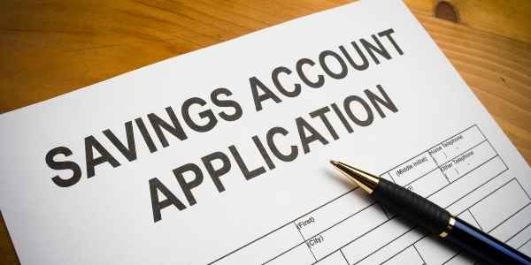 Savings application