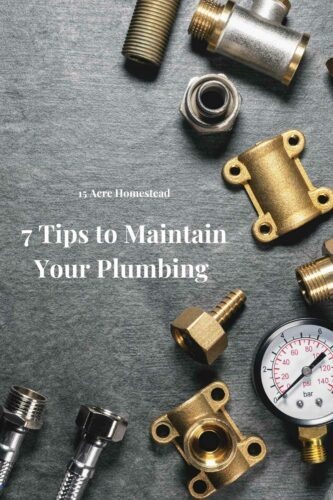 Learn 7 tips on maintaining your plumbing in this beneficial post.