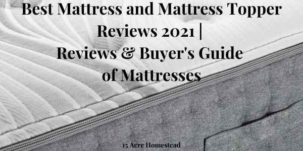 mattress topper featured image