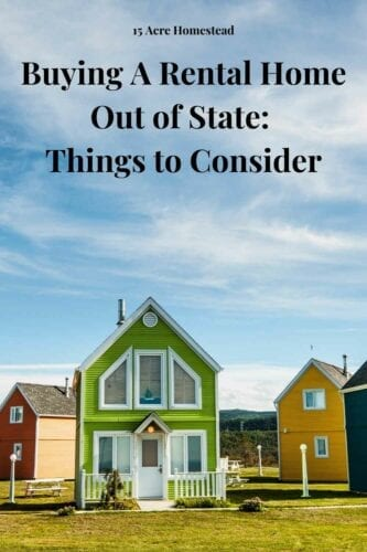 Buying a rental home in another state can be a lucrative financial decision. But you need to be extra careful about managing the risk of buying and owning a home you cannot visit often.