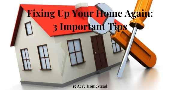 fixing up your home featured image
