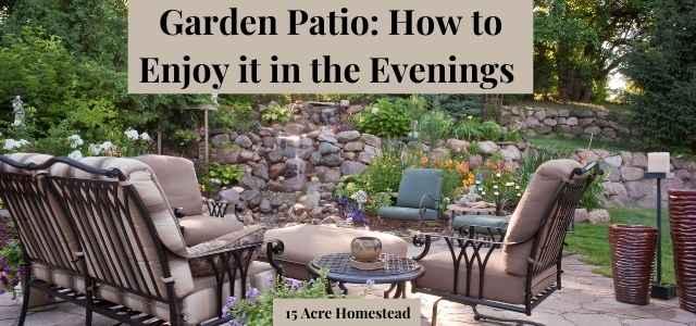 garden patio featured image