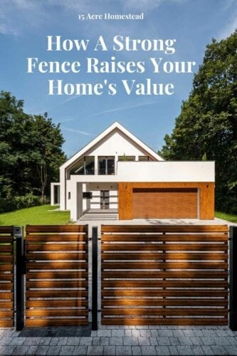 A strong fence is a great addition to your home as it can give you greater peace of mind about your family and your house. A high-quality fence is sure to be a sought-after feature by any home buyer who sees your property.